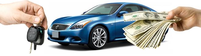 Деньги наличными в кредит под залог ПТС автомобиля